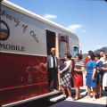 Noble County Bookmobile Photographs