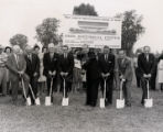 Ohio Historical Center Groundbreaking Photographs