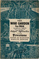Your War Garden for 1944 Pamphlet