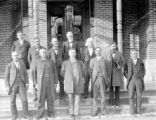 Wilberforce University Combined Normal and Industrial Board Photograph