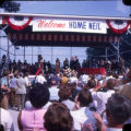 Neil Armstrong Apollo XI homecoming