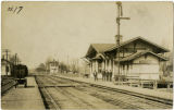 Milford Center Railroad Station