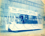 Jeffrey Manufacturing Company Float in Columbus Centennial Parade