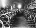 Jeffrey Manufacturing Company Bicycle Shed