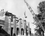 Alfred Kelley Mansion Dismantling