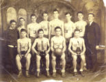 South Amherst High School Basketball Champions 1935-1936