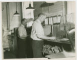 Cigar making in Lima, Ohio