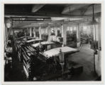 Scene in Strobridge Lithographing plant