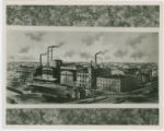The Quaker Oats Plant in Akron, Ohio