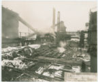 Construction at the Wheeling Steel Corporation