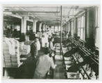 Assembly room at Crowell Publishing Co