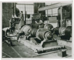 Diesel machine assembly at National Supply Co.