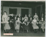 Works Progress Administration citizenship class
