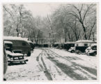 Trailer Camp at Island Park operated by the City of Dayton photograph