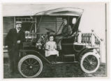 Greene County REO motorcar photograph