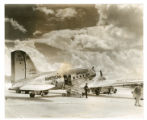 DC-3 Cincinnati Airport photograph
