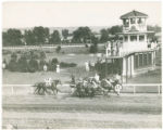 Latonia Race Track photograph