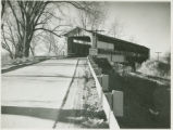 Chillicothe covered bridge photograph