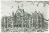 Cincinnati Music Hall & Exposition drawing