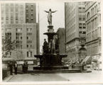 Tyler Davidson Fountain - Cincinnati's Fountain Square