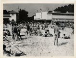 Sunbathers at Coney Island, Cincinnati, Ohio