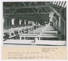 Camp Warren mess hall