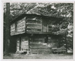Blockhouse in Mansfield, Ohio photograph