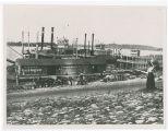 Cincinnati steamboats