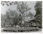 Lytle Park - Abraham Lincoln statue