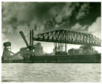 Interlake Iron Corporation docks in Toledo, Ohio