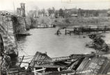 Baltimore & Ohio Railroad Bridge Wreckage and Repair Photographs