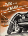 In 20,000 Miles It Makes 14,920,000 Revolutions Poster