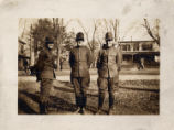 Hiram College Student Army Training Corps Photograph