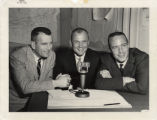 "John Glenn, Donald K. ""Deke"" Slayton and Scott Carpenter Photograph"