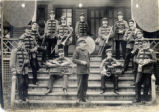 Johnson's Island Band Photograph