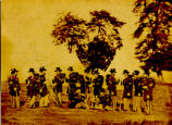 Johnson's Island Noncommissioned Officers Photograph