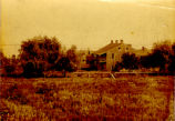 Johnson's Island Officers' Quarters Photograph