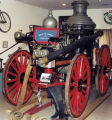 London Belle Steam Fire Engine