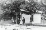Little Hocking Post Office Photograph