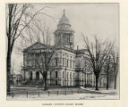 Lorain County Courthouse Photograph