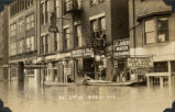 Marietta During the 1936 Flood Photographs