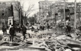 Marietta Following the 1913 Flood Photographs