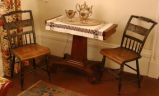 McCook Table, Chairs and Tea Service