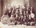 Marysville German Band Photograph