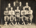 Marysville Crescents Basketball Team Photograph