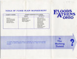 Athens Floods Brochure