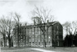 Oberlin College Tappan Hall Photograph