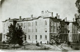 Oberlin College Ladies Hall Photograph