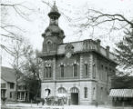 Oberlin Town Hall Photograph