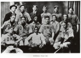 Ohio Wesleyan University Baseball Teams Photographs